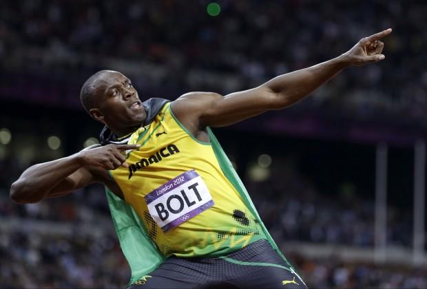 Усэйн Болт завоевал седьмое олимпийское золото вкарьере