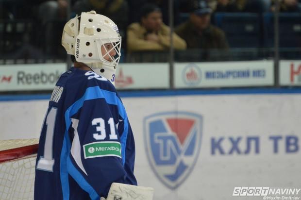 Дэнни Тэйлор. Динамо-Минск