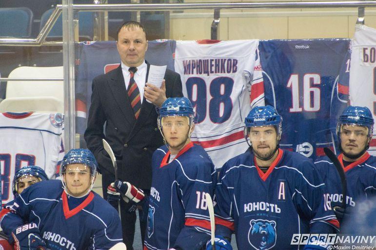 Минская «Юность» разгромно проиграла «Фролунде» ивыбыла изЛиги чемпионов