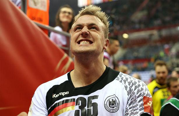 Сборные Германии и Испании вышли в финал чемпионата Европы по гандболу
