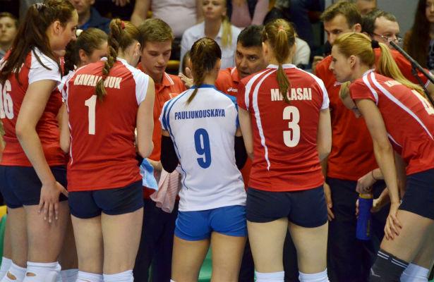 Женская сборная Белоруссии, обыграв гречанок, пробилась начемпионат Европы!