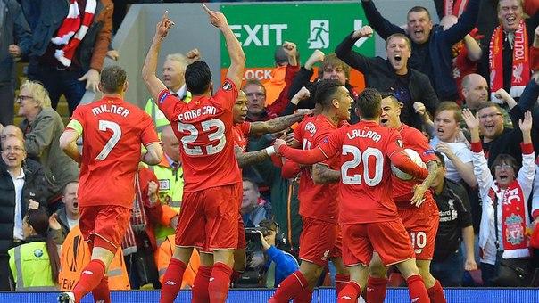 В финале Лиги Европы встретятся «Ливерпуль» и «Севилья»