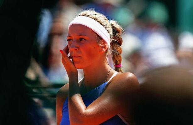 Азаренко переиграла Робсон в Мадриде