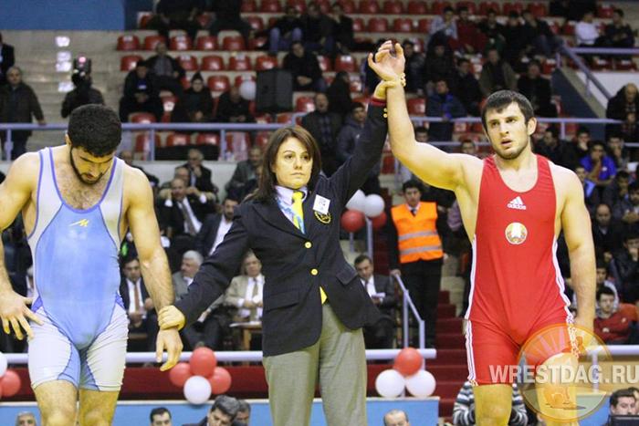 Белорусский борец Джавид Гамзатов одержал победу бронзу Олимпиады