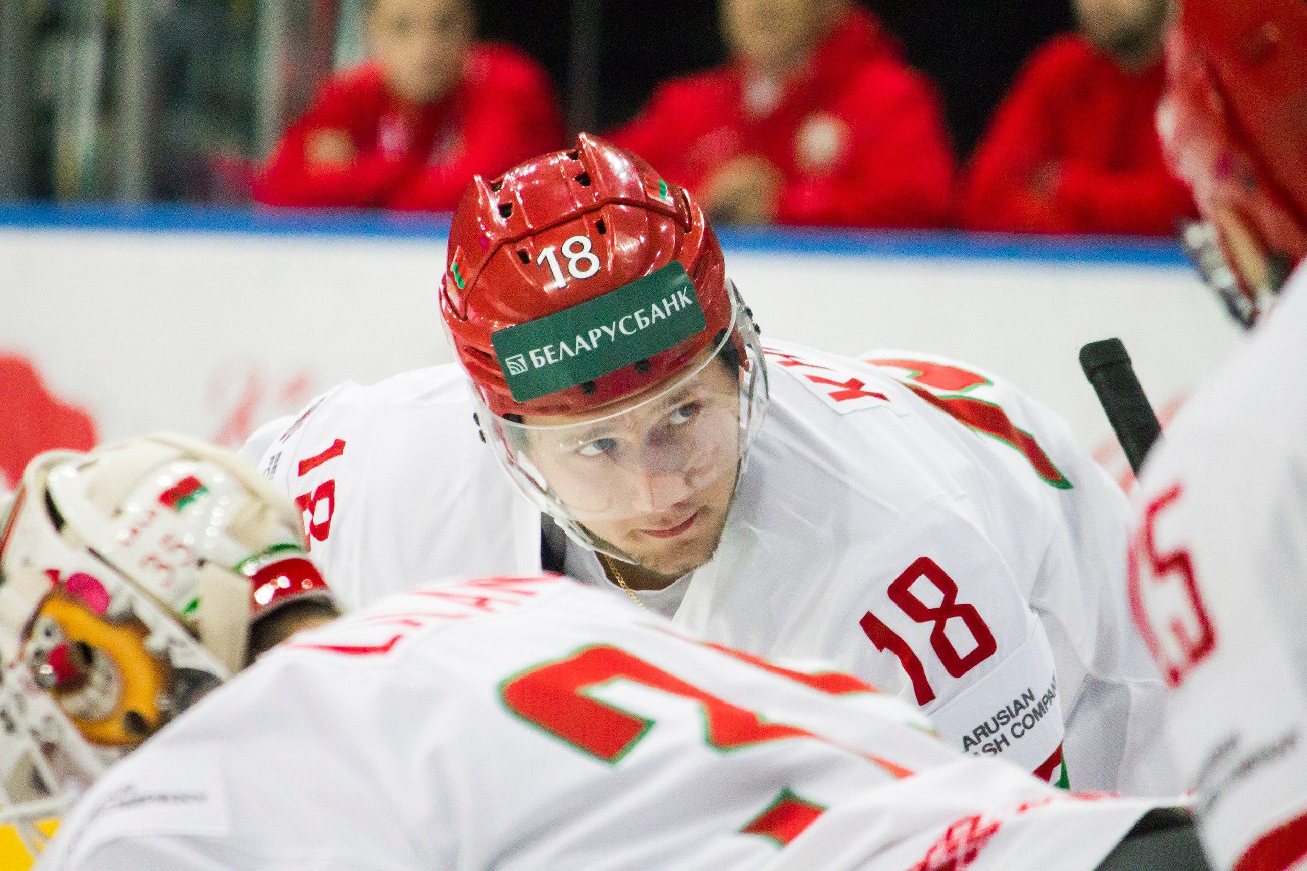 В «Кубке 3-х наций» белорусские хоккеисты победили французов