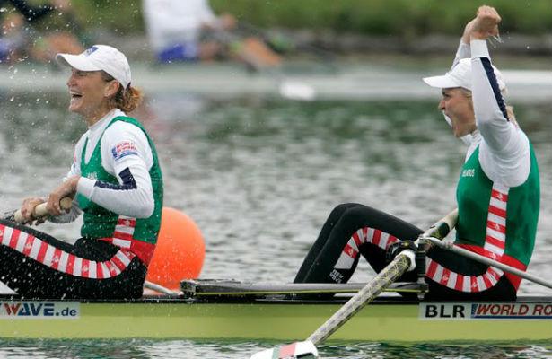 Белорусские гребцы вышли в ¼ финала олимпийских состязаний