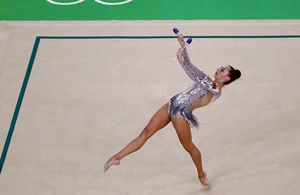 Белорусские гимнастки Станюта иГалкина вышли вфинал олимпийского многоборья