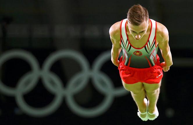 Прыжки набатуте принесли республики Белоруссии первую золотую медаль Игр