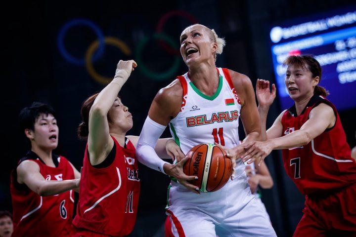 Беларусь проиграла Японии наженском баскетбольном турнире вРио