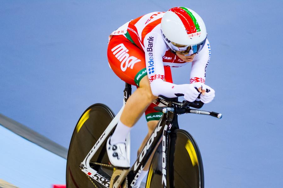 Олимпиада— 2016: велогонщица Татьяна Шаракова показала лучший результат впервом виде омниума