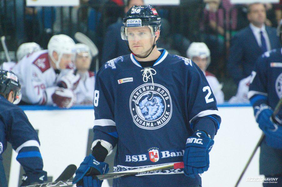 Хоккеисты минского «Динамо» выиграли у«Лады» ивошли взону плей-офф