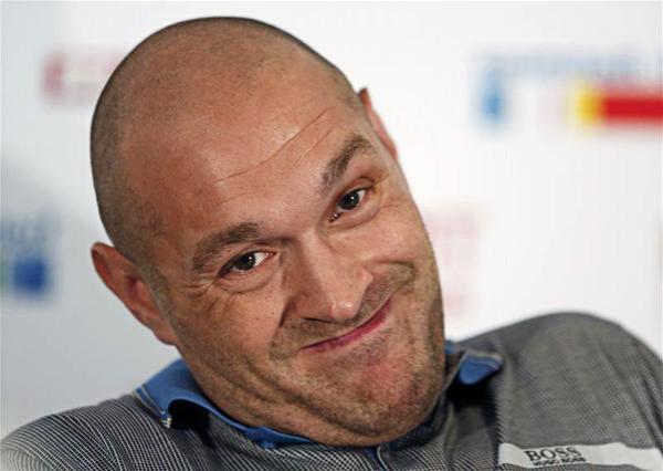 Мексиканец небудет драться вандеркарте реванша Кличко-Фьюри