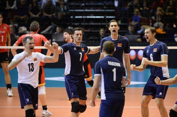 Белорусские волейболистки пробились начемпионат Европы