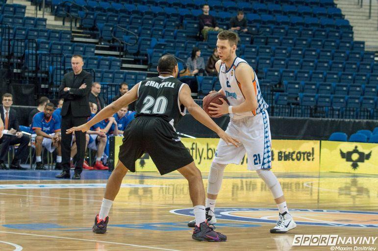 «Парма» вдебютном матче Единой лиги ВТБ уступила команде изЭстонии