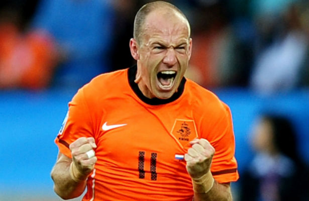 Роббен неготов играть, аСнейдер несомненно поможет команде— Сборная Голландии