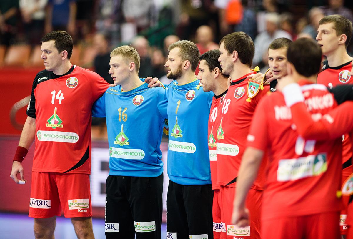 Белорусские гандболисты выиграли уСербии вотборочном матче чемпионата Европы