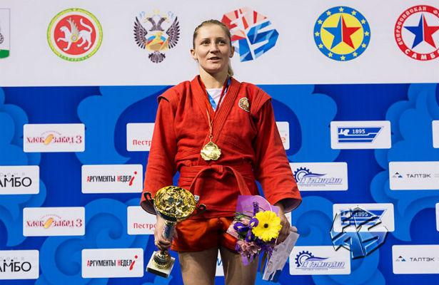 Илья Хлыбов стал пятикратным чемпионом мира посамбо