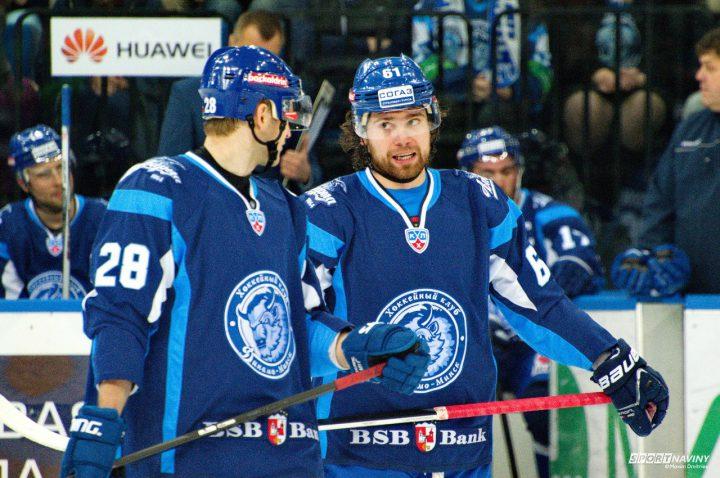 Минское «Динамо» продлило серию поражений «Слована»