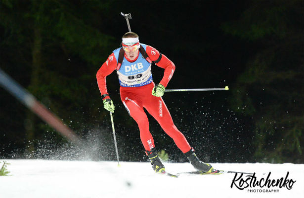 Дарья Домрачева сегодня выступит в особой гонке