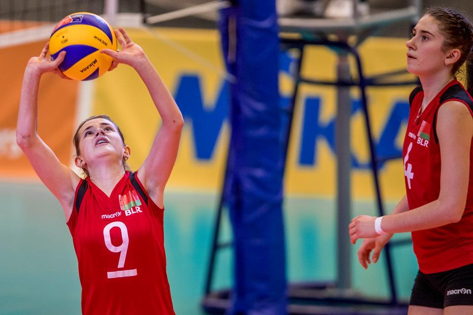 Сборная Беларуссии U-18 стала бронзовым призеромЧЕ поволейболу