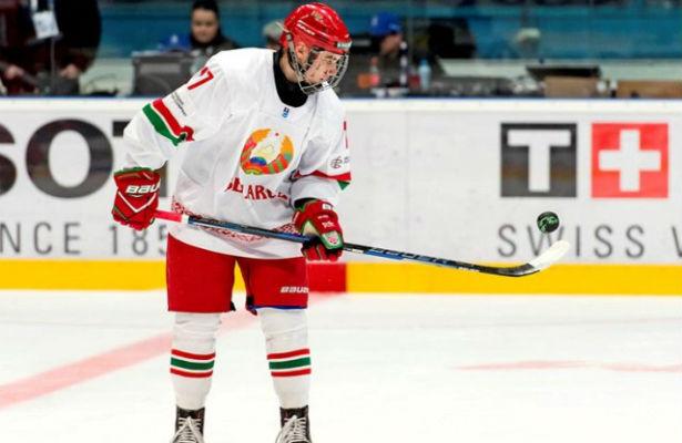 Сборная Беларуссии (до18 лет) сохранила прописку вэлите молодежного хоккея