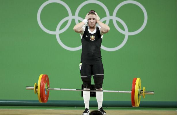 Сборная Украины завоевала вторую медаль наЧЕ потяжелой атлетике