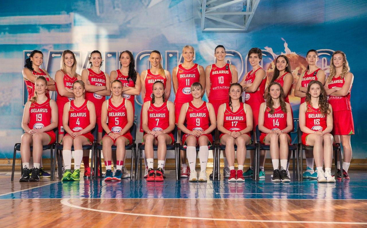 49f98292 В начале июля женская сборная Беларуси примет участие в двух международных  турнирах, которые пройдут в Китае.