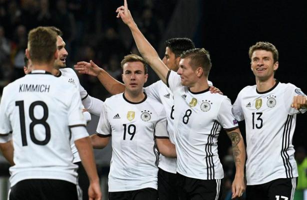 Германия стала вторым финалистом Кубка Конфедераций