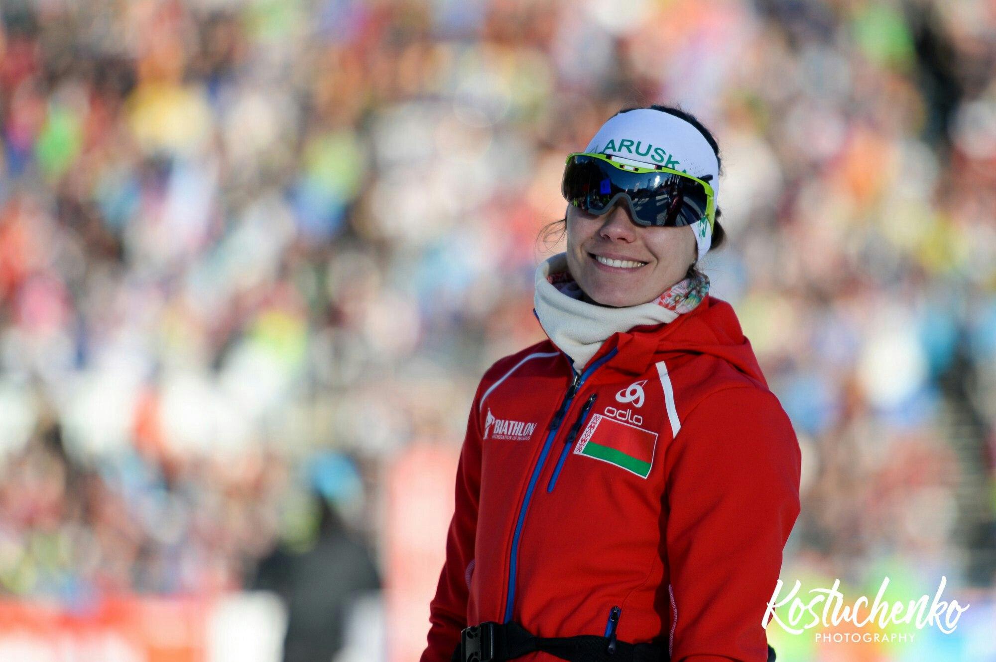 Родная сестра Шипулина выиграла спринтерскую гонку вАнси