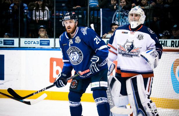 Хоккеисты минского «Динамо» потерпели 3-е  поражение подряд