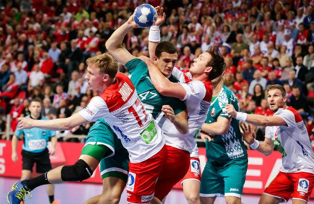 Белорусы уступили норвежцам, французы победили австрийцев начемпионате Европы погандболу