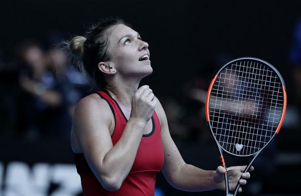 Халеп иВозняцки попали вфинал турнира Australian Open