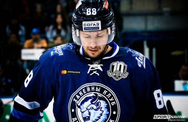 После победы над «Динамо» «Локомотив» обеспечил себе место вплей-офф КХЛ