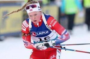 Эрдаль-каролин-биатлон-норвегия