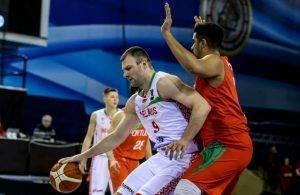 Беларусь-португалия-баскетбол