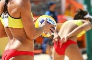 пляжный-волейбол