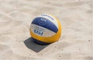 мяч-на-песке