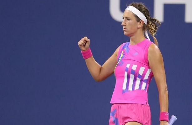 Виктория Азаренко вышла в четвертьфинал US Open.