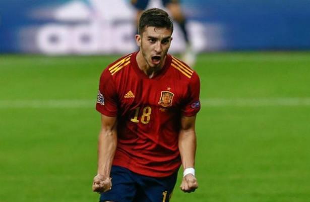 испания-германия-лига-наций-видео