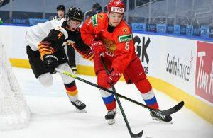 россия-германия-хоккей