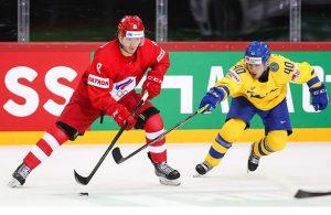 россия-швеция-хоккей